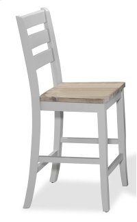 Ridgewood Birch and Grey Counter Stool Product Image