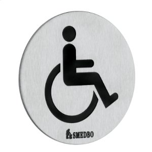 Toilet Sign - Invalid Product Image