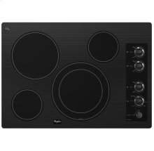 """Gold® 30-inch Electric Ceramic Glass Cooktop with 12""""/9"""" Dual Radiant Element"""