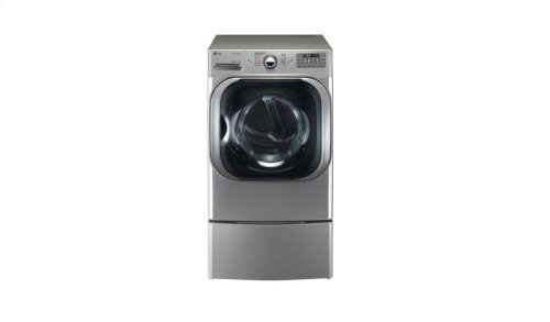 9.0 cu. ft. Mega Capacity Electric Dryer w/ Steam Technology