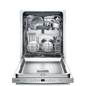 Bosch100 Series Dishwasher 24'' Stainless steel