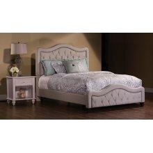 Trieste King Bed Set - Dove Gray