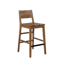 Tucson Rustic Varied Natural Bar Stool