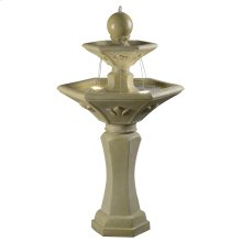 Provence - Outdoor Solar Fountain