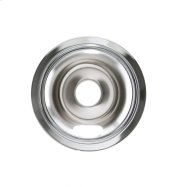 6 inch Electric Range Burner Drip Bowl Product Image