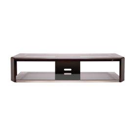 Dark Espresso Wood Frame Audio/Video Furniture