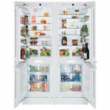 "48"" Refrigerator & Freezer"