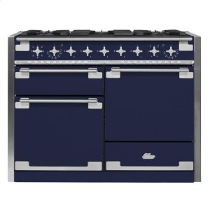 Midnight Sky AGA Elise Dual Fuel Range  AGA Ranges - MIDNIGHT SKY