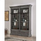 Gramercy Park 2 piece Museum Bookcase Set (9030 and 9031) Product Image