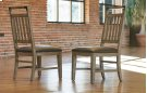 Metalworks Splat Back Side Chair Product Image