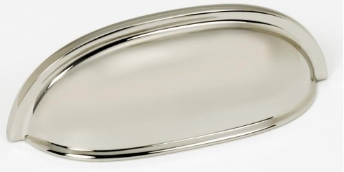 Cup Pulls A1262 - Polished Nickel