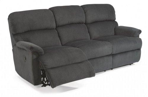 Chicago Fabric Power Reclining Sofa