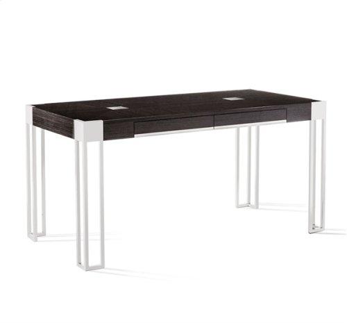 Lazarus Desk - Smoked Grey Oak