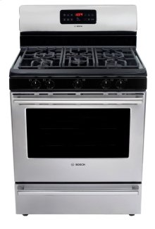 "30"" Gas Freestanding Range 300 Series - Stainless Steel HGS3053UC"