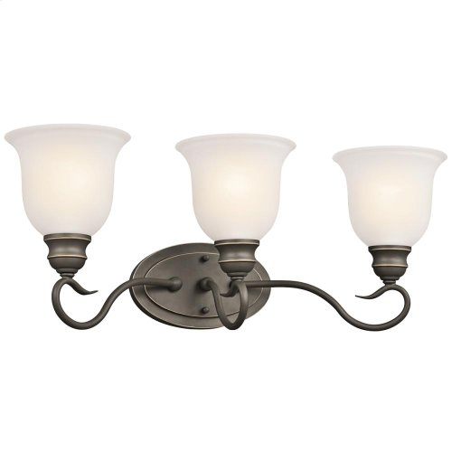 Tanglewood Collection Tanglewood 3 Light Bath Light OZ