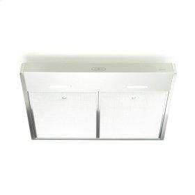 Tenaya 30-inch 300 CFM Stainless Steel Under-Cabinet Range Hood with LED light