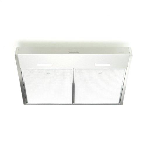 Tenaya 42-inch 300 CFM Stainless Steel Under-Cabinet Range Hood with LED light