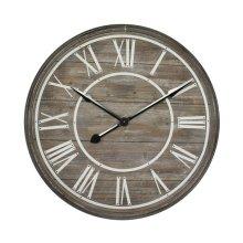 Rustic Age Wall Clock