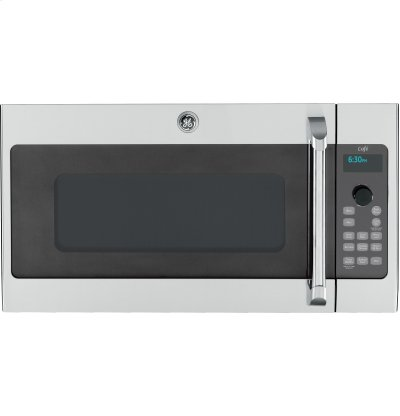 GE Cafe™ Series Over-the-Range Oven with Advantium® Technology Product Image