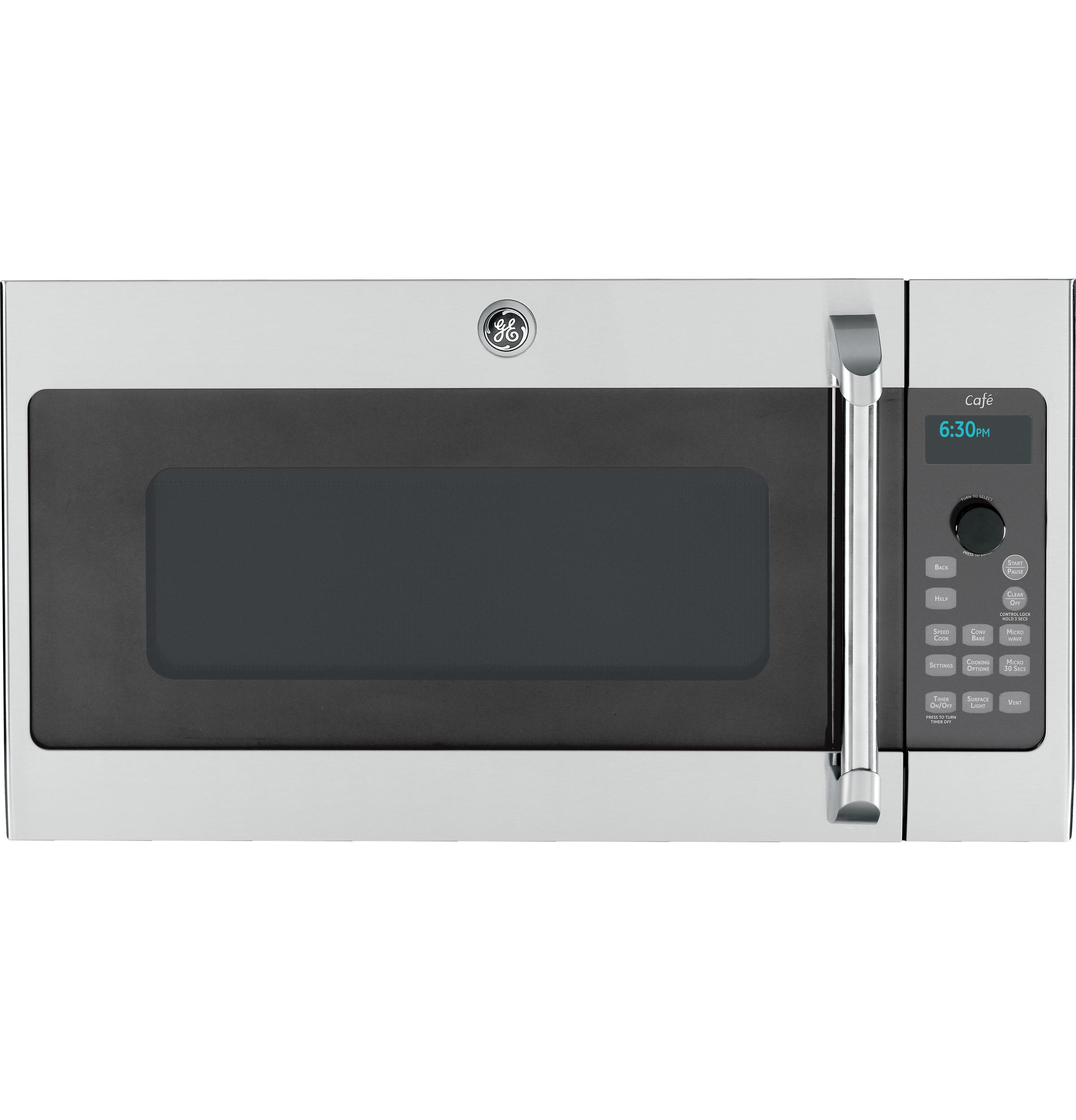 ge cafe series oven with advantium technology