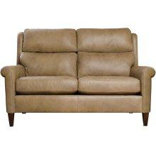61 Loveseat, Upholstery Woodlands Sock Arm Sofa