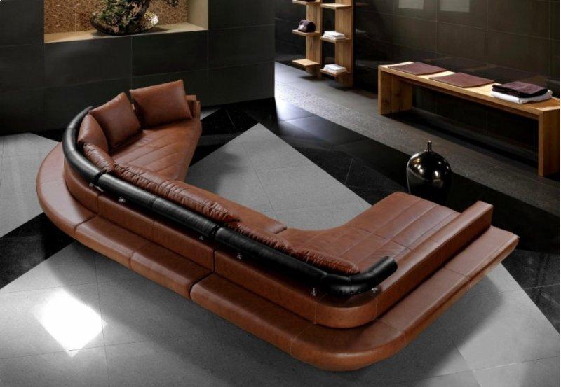 Vg2t0510bhl In By Vig Furniture In Neptune Nj Divani Casa Jupiter