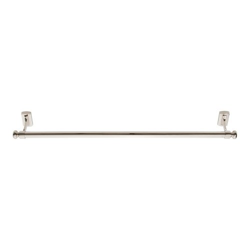 Legacy Bath Towel Bar 24 Inch Single - Polished Nickel