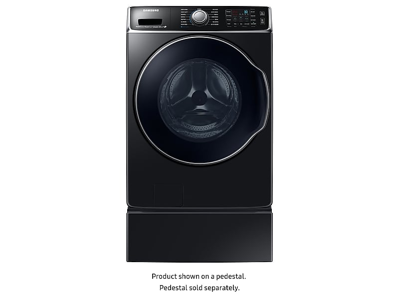 Wf56h9100avsamsung Appliances 5 6 Cu Ft Front Load