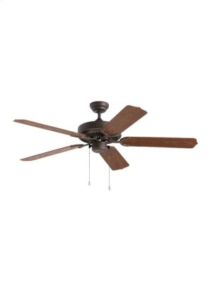 "52"" Panorama Outdoor Fan - Roman Bronze Product Image"