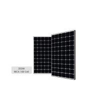 High Efficiency LG NeON® R Module Cells: 6 x 10 Module efficiency 20.6% Connector Type: MC4