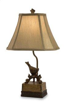 Rochester Bird Lamp