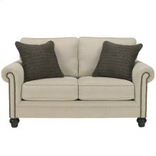 Signature Design by Ashley Milari Loveseat in Linen [FSD-1309LS-LIN-GG]