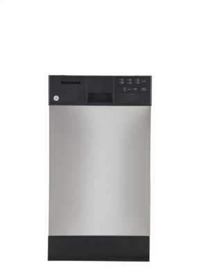 """Built-In 18"""" Dishwasher with Stainless Steel Short Tub"""
