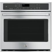 """GE Cafe™ Series 30"""" Built-In Single Convection Wall Oven Product Image"""