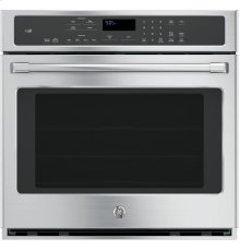 "GE Cafe™ Series 30"" Built-In Single Convection Wall Oven [OPEN BOX]"
