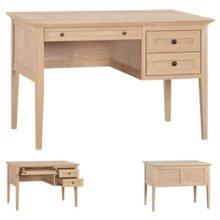 3 Drawer McKenzie Desk