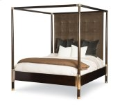 Corso Poster Bed With Uph Headboard King Size 6/6