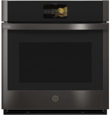 """GE Profile Series 27"""" Built-In Convection Single Wall Oven"""
