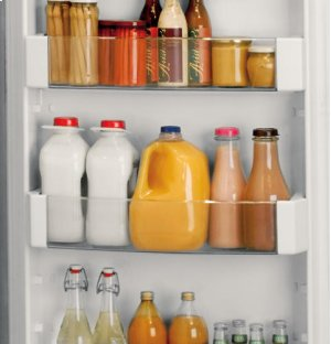 """GE Monogram® 42"""" Built-In Side-by-Side Refrigerator with Dispenser- Out of Carton"""