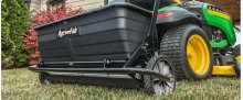 175 lb. Tow Spiker/Seeder/Drop Spreader - 45-0301