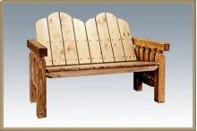 Homestead Deck Bench - Exterior Finish