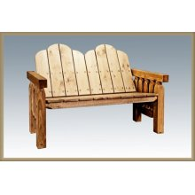 Homestead Deck Bench - Exterior Finish