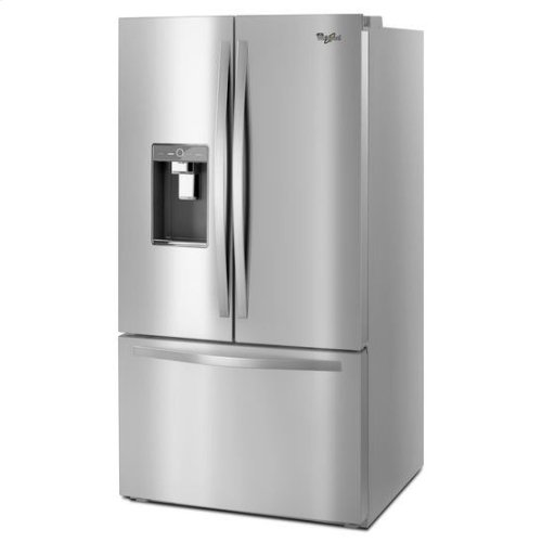Wrf993fifm In Monochromatic Stainless Steel By Whirlpool In