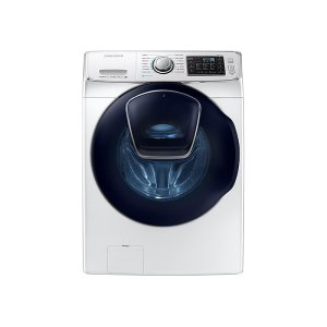 Samsung Appliances4.5 cu. ft. AddWash™ Front Load Washer in White