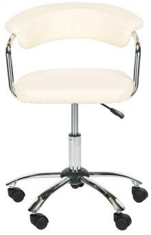 Pier Desk Chair - Cream