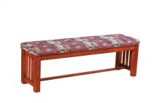 "60"" Upholstered Bench"