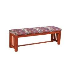"60"" Upholstered Bench"