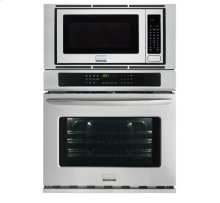 30'' Electric Wall Oven/Microwave Combination