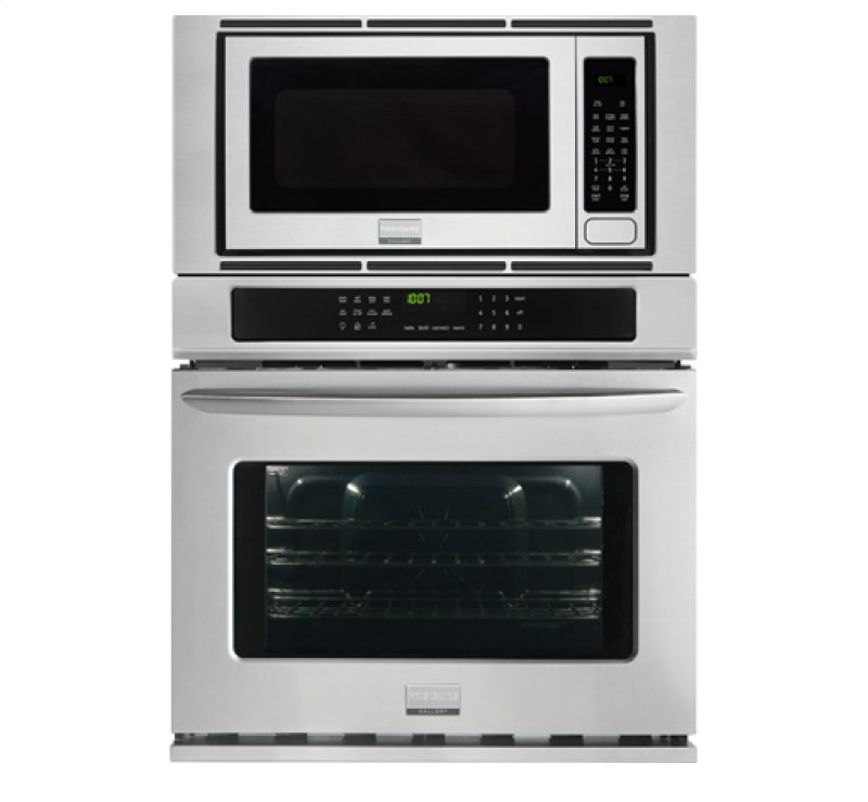 30 Electric Wall Oven Microwave Combination