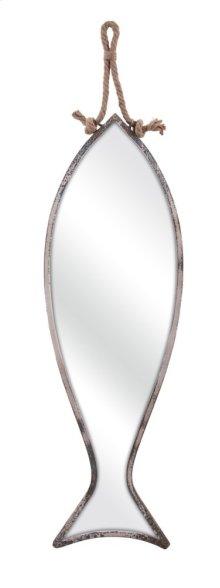 Finley Large Fish Mirror